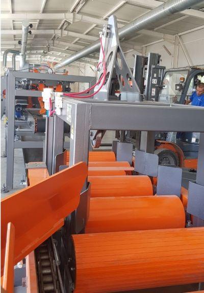 Инсталирано изцяло ново производствено оборудване в цеха за дървообработване - Изображение 1