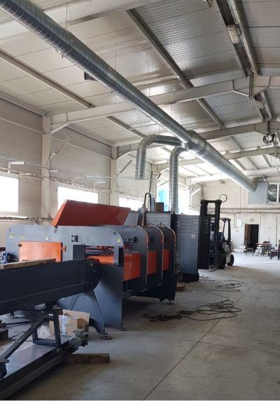 Инсталирано изцяло ново производствено оборудване в цеха за дървообработване - Изображение 2